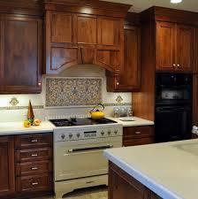 Beautiful Kitchen Backsplash Ideas Kitchen Backsplash Ideas Cherry Cabinets Frantasia Home Ideas