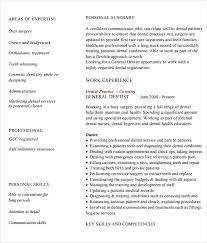 Dentist Resume Sample India by 15 Doctor Resume Templates Free Samples Examples
