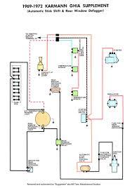 1971 karmann ghia wiring diagram 1971 karmann ghia wiring diagram