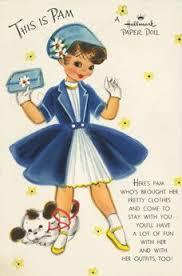102 best hallmark paper dolls images on pinterest paper dolls