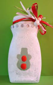 recycled glass jar christmas lantern favecrafts com