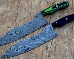 Handmade Kitchen Knives Uk Poshland Knives