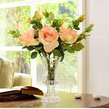 party decoration wedding decoration flower bouquet plastic home