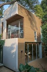 small eco houses casa nirau in mexico city produces almost all its own water and