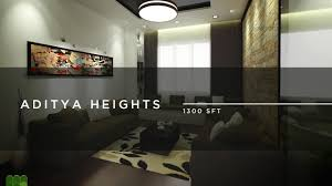 adithya heights interior design project by hometrenz top interior