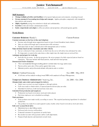 sle college resume for accounting students software resume format for experienced accountant pdf fresh software