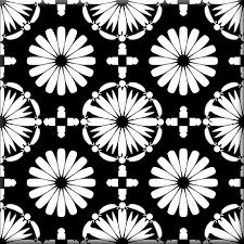 kaleidoscope decorative tile oscar izzy ceramic tiles