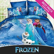disney frozen anna elsa 100 cotton twin full quilt duvet cover