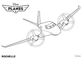 pixar planes coloring pages