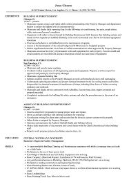 construction superintendent resume exles and sles building superintendent resume exles apartment sle