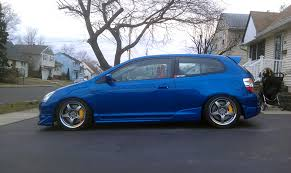 honda civic ep3 coilovers 2005 civic si ep3 ksport kontrol pro coilovers and big brake kit