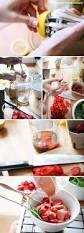 danish strawberries two ways