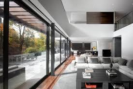 Modern Living Room Toronto Residence Belzberg Architects - Furniture living room toronto