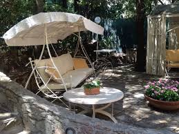 Garden Swing Seats Outdoor Furniture by Nautica Garden Swing Seat Aluminum Versions Collection By