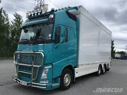 2014 volvo truck for sale used volvo fh 540 vak 2 plansbil box trucks year 2014 price