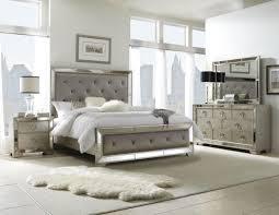 Pulaski Dining Room by Farrah 4 Piece Panel Bedroom Set In Metallic