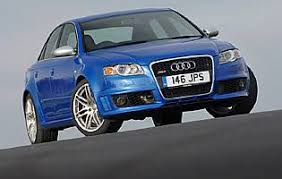 audi rs4 review 2006 car reviews audi a4 saloon rs4 aa