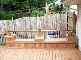 Outdoor Storage Bench Seat Plans by Best 25 Deck Storage Bench Ideas On Pinterest Garden Storage