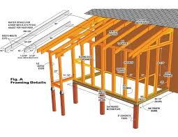 How To Build A Simple Storage Shed by 92 Best Framing Images On Pinterest Diy Carpentry And Architecture