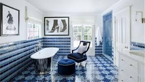 Home Blue Mosaic House