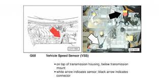 vehicle speed sensor vss vw tdi forum audi porsche and
