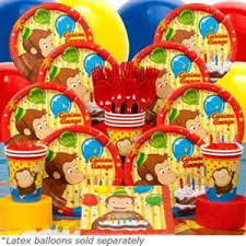 curious george party ideas curious george birthday party ideas
