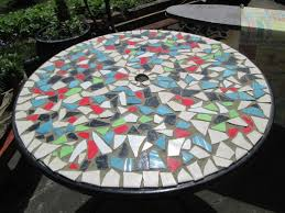 how to make a mosaic table top how to design a mosaic tabletop with ceramic tiles mosaic designs