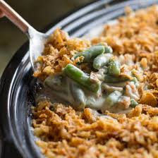 crock pot green bean casserole culinary hill