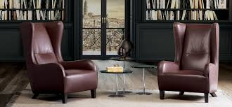 Perfect Reading Chair by Armchairs Natuzzi Italia
