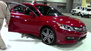 honda accord 2018 2017 black washington dc car show 2017 youtube