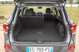 renault kadjar trunk essai comparatif le seat ateca défie le renault kadjar photo