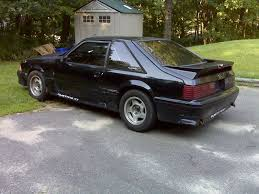 1990 ford mustang 1990 ford mustang information and photos zombiedrive