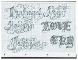 script font maker tattoomagz