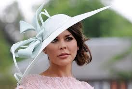 danielle lineker the best hats at royal ascot the cut