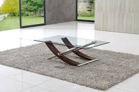 unique glass coffee tables ultra modern glass coffee table com within decorations 12