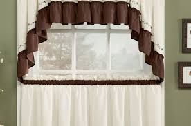 Kitchen Curtain Ideas Small Windows Dazzle Contemporary Kitchen Curtains And Valances Tags Kitchen