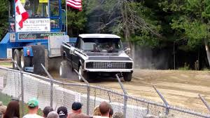 bbc autos with a 500hp 500 hp chevy c10 2wd racing fuel super stock truck pull youtube