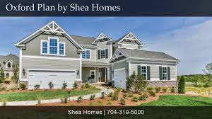 oxford model home at habersham in fort mill sc youtube