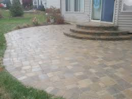 How To Lay Paver Patio Lovely Diy Paver Patio Cost Patio Paver Firepit Designs On