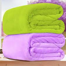 drap canap 200 230 cm plaids literie canapé jette couverture flanelle drap