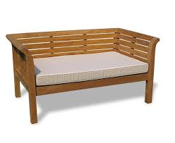 Wooden Outdoor Daybed Furniture - timber daybeds 9 best balinese daybeds images on pinterest hand