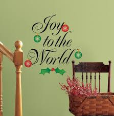 the best christmas wall decals for your home