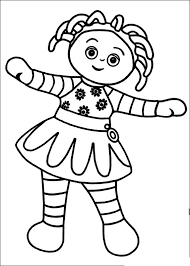 night garden coloring pages16 coloring kids