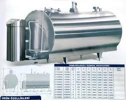 design of milk storage tank milk cooling tank milk tank importer from erode