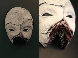 scary mask best 25 scary masks for ideas on dead