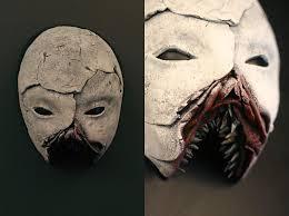 scariest masks the 25 best scary mask ideas on masks creepy masks