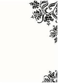 blank wedding invitations blank wedding invitation templates cloveranddot