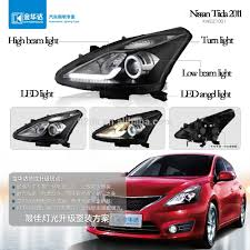 nissan tiida auto headlight nissan tiida auto headlight suppliers