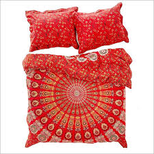 indian mandala duvet cover queen size blanket indian mandala