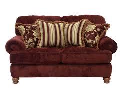 jackson belmont sofa set claret jf 4347 sofa set claret at